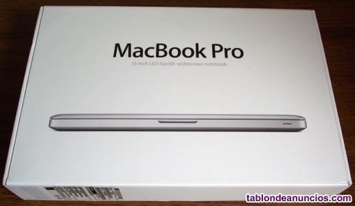 MACBOOK PRO 17 PULGADAS IMPECABLE