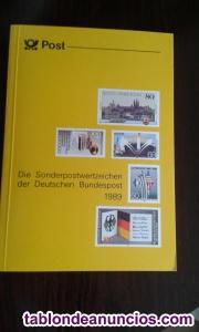 Coleccion de sellos alemania
