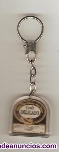 Llavero crof original - delicado