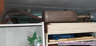 Tubo escape