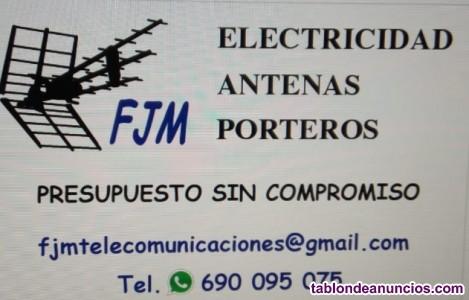 ANTENISTA ELECTRICISTA