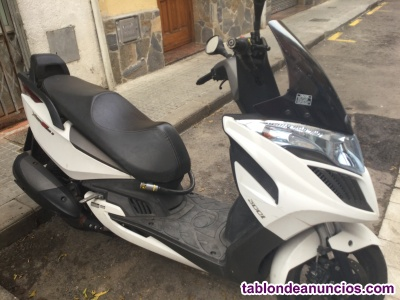 KYMCO YAGER300 I, YAGER GT 300 I