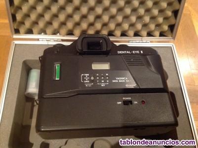 Maquina de fotos intraorales Yashica