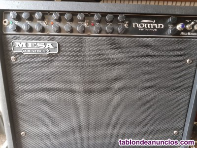 NOMAD 55  MESA BOOGIE
