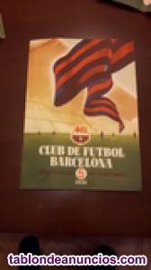 Revista divulgativa del f.c .barcelona