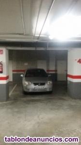 Alquiler de garage