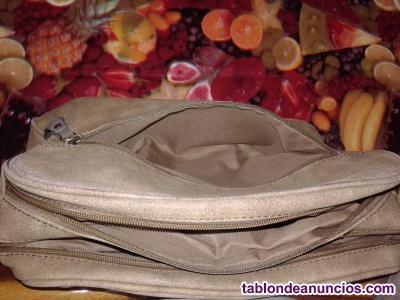 Bolso marrón MISAKO