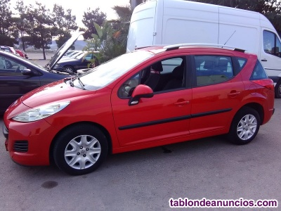 Peugeot 207 sw 1.6 hdi 90 cv confort.
