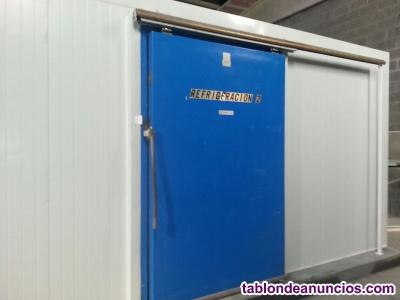 Subastas por LIQUIDACIÓN;Cámaras,túneles,salas,secaderos,panel etc..