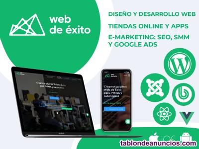 Oferta diseño web