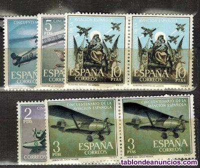 Compro sellos nuevos  de España y Francia