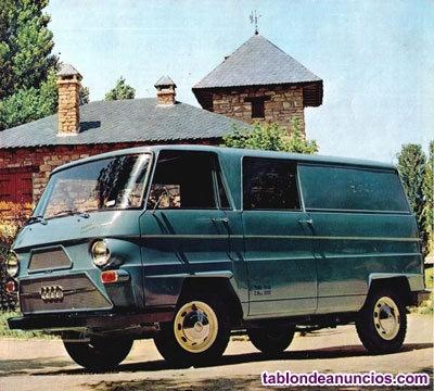 Se vende piezas de recambio de una dkw f 1.000 d del año 1972 auto union