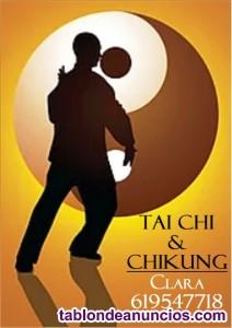 Tai Chi y Chi Kung en Melilla