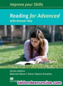 Reading for advance
