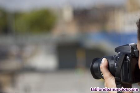 Clases fotografía impartidas por fotógrafo profesional (oferta covid-19)