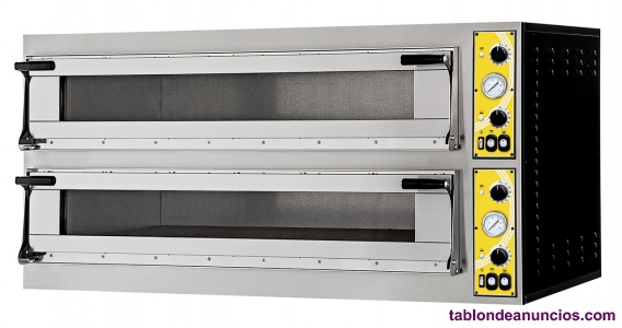 Horno xl 6+6 large