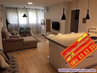 Precioso piso reformado de 98 m2-moraleja de enmedio-madrid