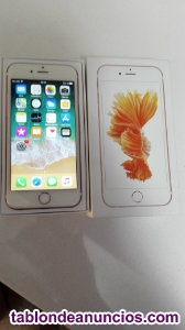 Apple iphone 6s 64gb original rosa con id touch