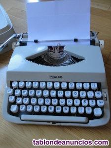 Máquina escribir clásica