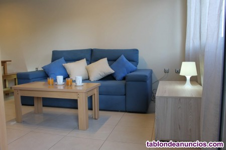 Oferta- alquiler de apartamento categoría superior en plena bahia de alicante
