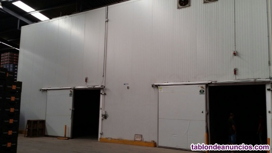 Cámaras frigoríficas de Paneles.