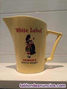 Jarra de Whisky DEWAR'S White Label