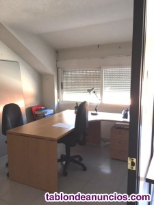 Amplia oficina  muy  céntrica