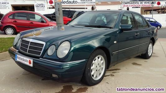 Mercedes Benz E 220 D Elegance
