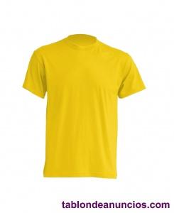 Camisetas Unisex 100% algodón
