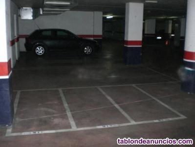 Parking de moto