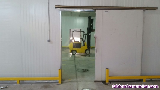 Equipos de frío,puertas,cámaras,secaderos,salas,panel,etc..LIQUIDACIÓN