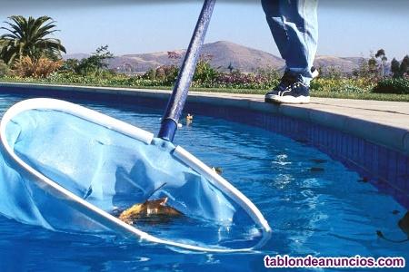 Mantenimiento de piscinas y spa