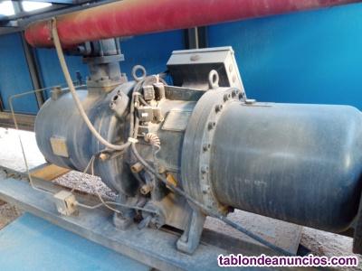 Compresor de tornillo hanbell rc2-370b-h