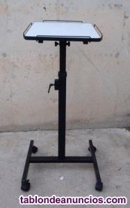 Pupitre con ruedas 43x52x100cm
