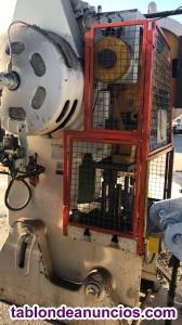 Prensa mecanica 80 toneladas riba