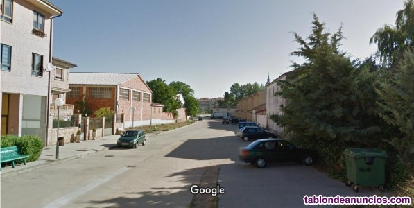 Lerma (Burgos). Parcela Urbana de 345m2