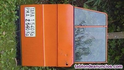 Puertas para dkw f 1000 d del año 1972 (auto union) vale desde 1966 hasta 1979