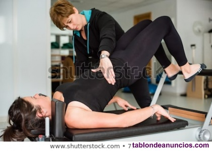 Clase particular pilates terapeutico