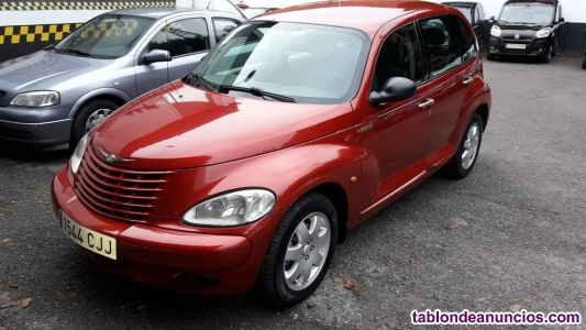 CHRYSLER PT CRUISER CRD, SE VENDE CHRYSLER PT CRUISER 2.2 CRD