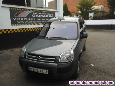 CITROEN BERLINGO HDI, SE VENDE CITROEN BERLINGO 1.6 HDI COLLECTION