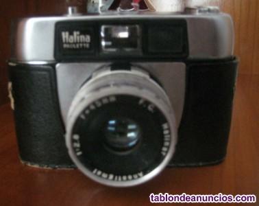 Cámara fotográfica Halina Paulette