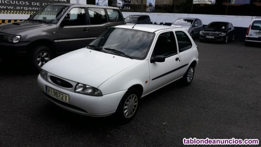 FORD FIESTA, SE VENDE FORD FIESTA 1.3I, FINANCIADO, TRANSFERIDO