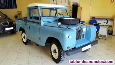 Land rover pick up diésel