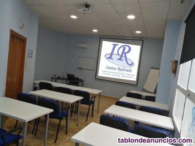 Alquiler salas de formación