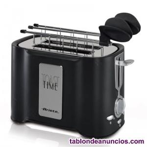 Tostadora ARIETE Toast time nueva
