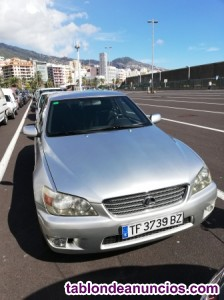 LEXUS IS200 SPORT, VENDO LEXUS IS 200 SPORT