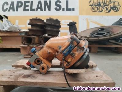 Motor de giro case