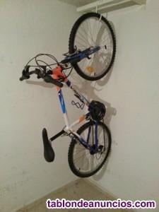 Bici de montaña juvenil
