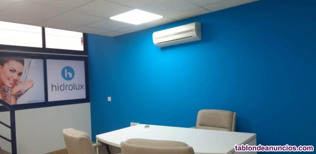 Alquiler de oficinas en el polígono de los olivos calle Progreso ; N:2
