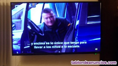 "TELEVISOR LED DE 40"""